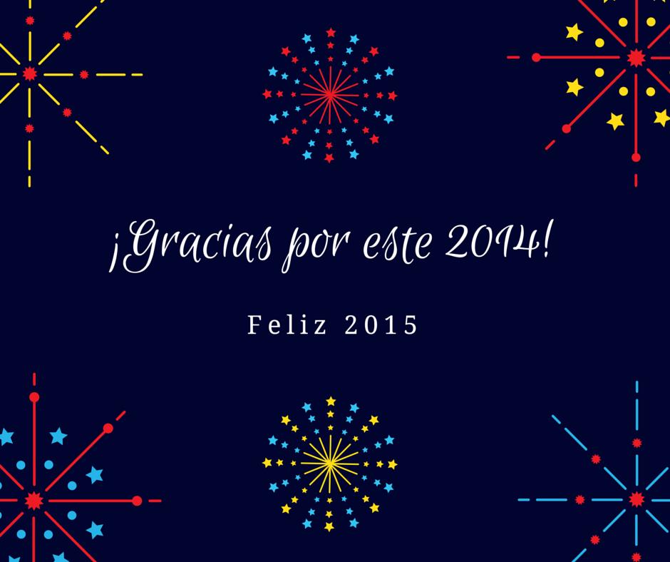 Gracias por este 2014 (1)